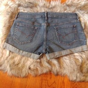 Pants - Pre-Owned Denim Shorts